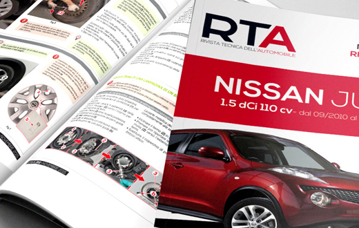 Rivista tecnica dell'automobile cartacea